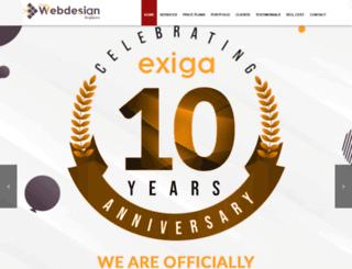 cheapwebdesign.com.sg screenshot