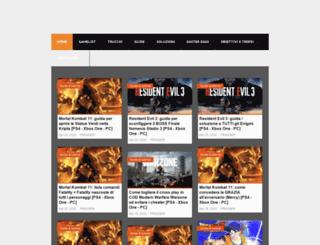 cheatsfactor.com screenshot