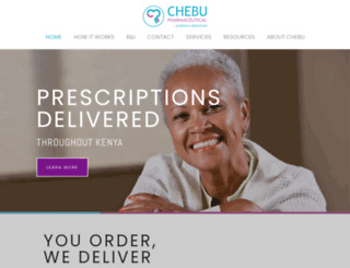 chebupharma.com screenshot