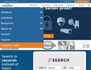 checkvideo.net screenshot