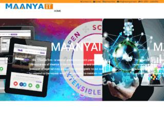 checkyourproject.com screenshot