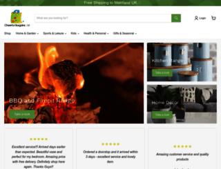 cheerfulbargains.co.uk screenshot