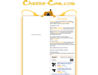 cheese-cam.com screenshot