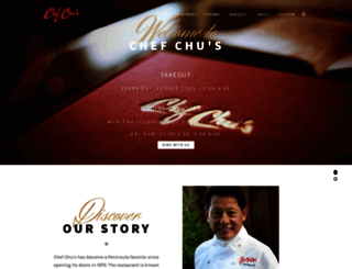 chefchu.com screenshot