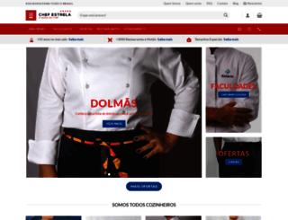 chefestrela.com.br screenshot