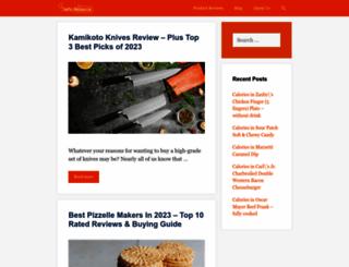 chefsresource.com screenshot