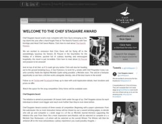 chefstagiaire.com screenshot