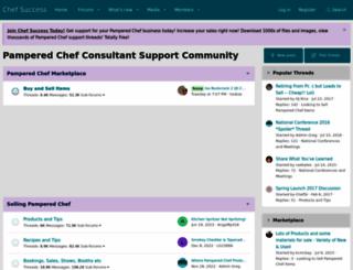 chefsuccess.com screenshot