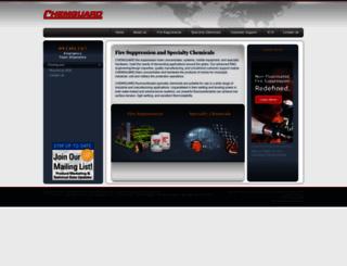 chemguard.com screenshot