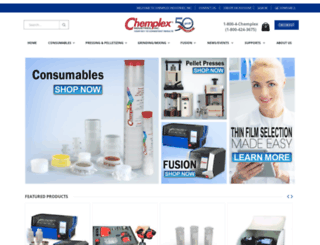 chemplex.com screenshot
