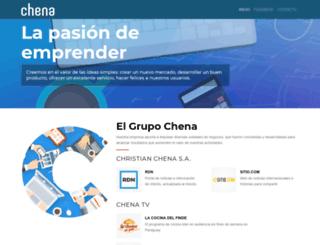 chena.com screenshot