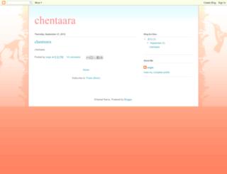 chentaara.blogspot.com screenshot