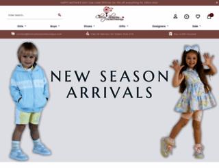 cherryblossomboutique.com screenshot