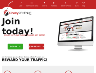 cherryrevenue.com screenshot