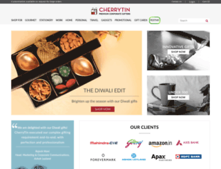 cherrytin.com screenshot