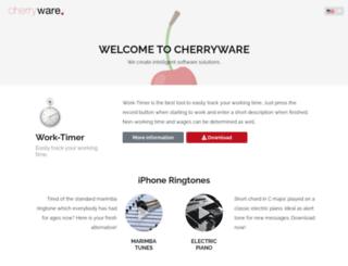 cherryware.net screenshot