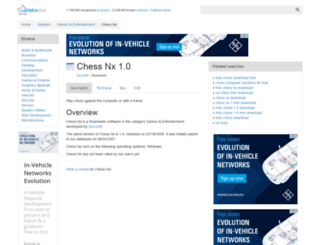chess-nx.updatestar.com screenshot