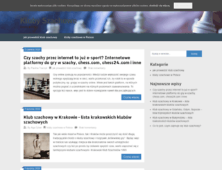 chess2014.pl screenshot