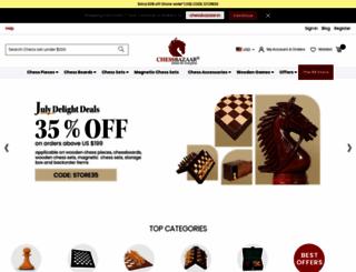 chessbazaar.com screenshot