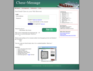 chessbymessage.com screenshot