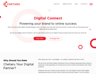 chetaru.com screenshot