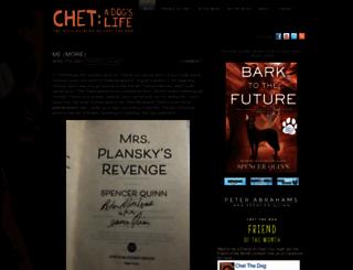 chetthedog.com screenshot