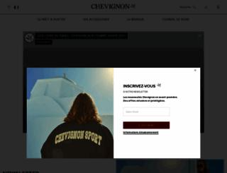 chevignon.com screenshot