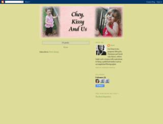 cheynkissy.blogspot.com screenshot