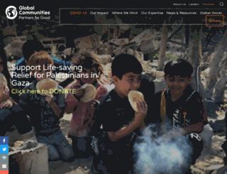 chfinternational.org screenshot