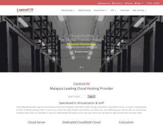 chhost.net screenshot