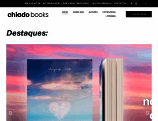 chiadoeditora.com screenshot