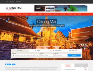 chiangmai.bangkok.com screenshot