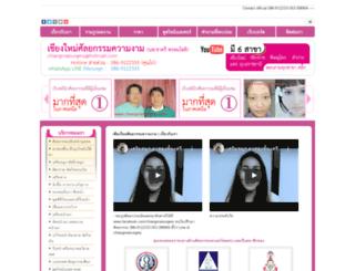 chiangmaisurgery.com screenshot