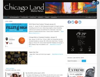 chicagolandmetronews.com screenshot