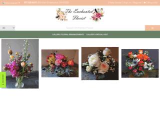 chicfloral.com screenshot