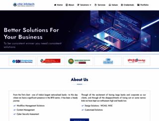 chicinfotech.com screenshot