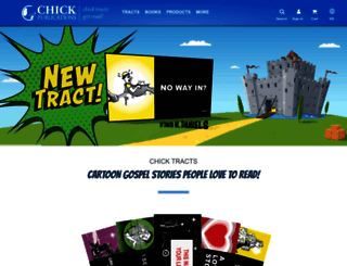 chick.com screenshot