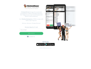 chickendinner.net screenshot