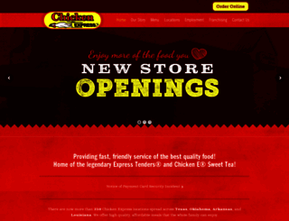 chickene.com screenshot