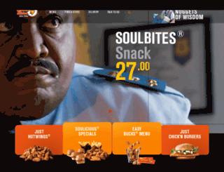 chickenlicken.co.za screenshot