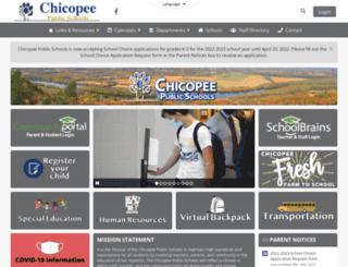 chicopeeps.org screenshot