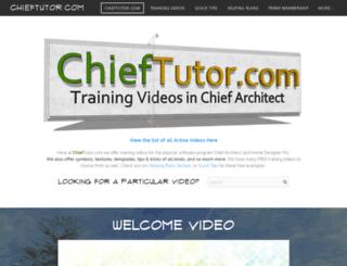 chieftutor.com screenshot