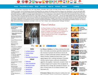 chiesa-cattolica.net screenshot
