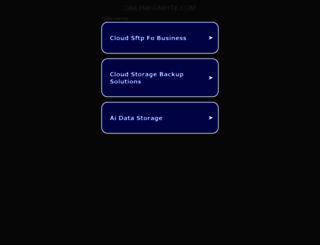 child-rescue.dailymegabyte.com screenshot