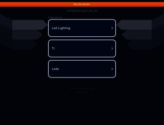 childledchaos.me.uk screenshot