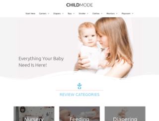 childmode.com screenshot