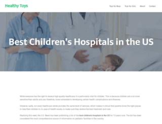 childrensnyp.org screenshot