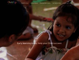 childup.com screenshot