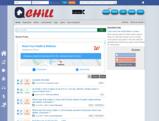 chill.queryhome.com screenshot
