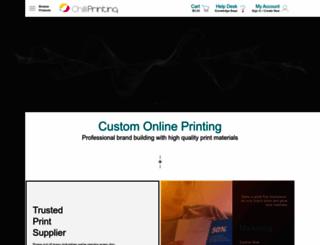 chilliprinting.com screenshot
